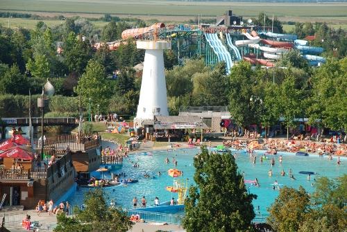 Magyarország piacvezető fürdőkomplexumá