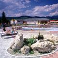 Aquapark Thermalpark Be¹eòová - hegycsúcsok gyönyörű környezetében elhelyezkedő létesítmény!