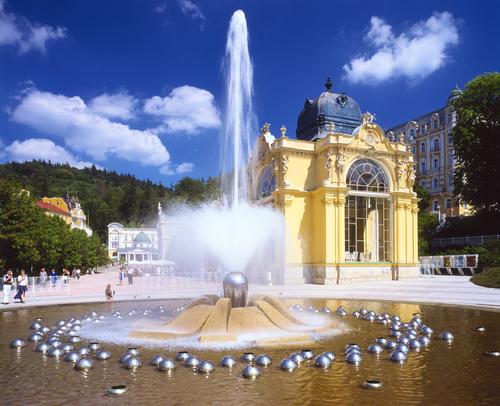 Marianske Lazne - Marienbad - Mária fürdő