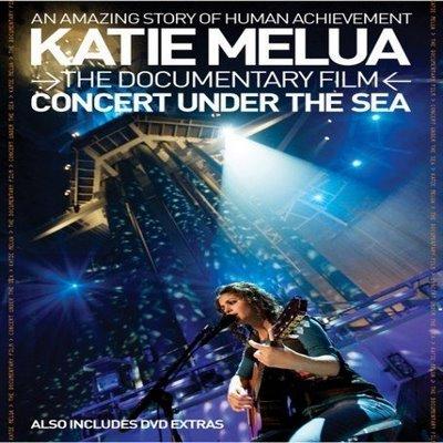 Katie Melua az Északi-tenger legmélyén adott koncertet!