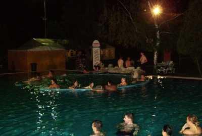 Élményfürdő és Csúszdapark