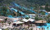 Korfui Aqualand - a térség egyik leghíresebb és legszínvonalasabb vízi vidámparkja!