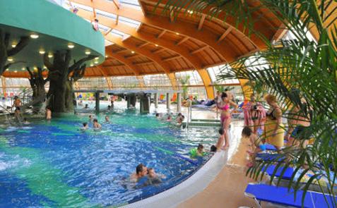 Népszerű programok a hajdúszoboszlói Aqua-Palace élményfürdőben