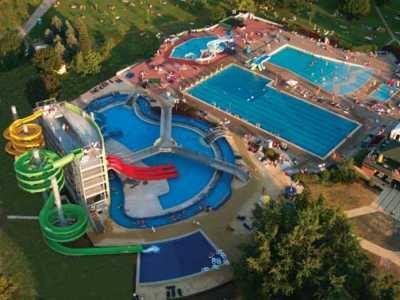 Termál Park Ptuj - Szlovénia