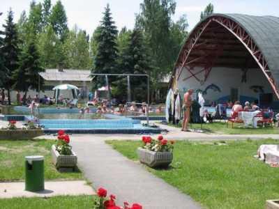 Tamási termálfürdő - Tolna megye egyik legjelentősebb fürdőhelye!