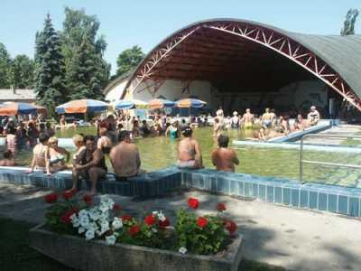 Tolna megye egyik legjelentősebb fürdőhelye!