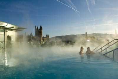Thermae Bath Spa Nagy-Britannia