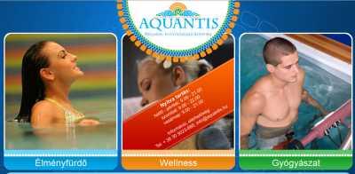 AQUANTIS Wellness- és Gyógyászati Központ