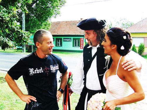 Réka csodálatos ajándékot adott Norbinak a házassági évfordulójuk alkalmából, amire nem volt még példa!