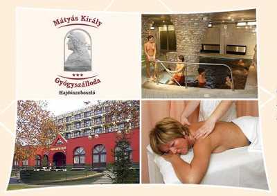 Mátyás Király Gyógyszálloda