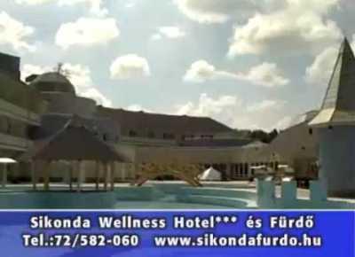 Sikonda Wellness Hotel