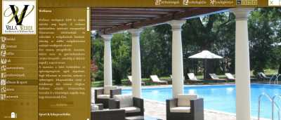 A Villa Weber Konferencia & Wellness Hotel****
