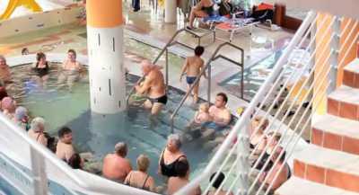 A Szent Erzsébet Mórahalmi Gyógyfürdő