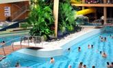 Aquasziget Esztergom - Magyarország egyik legújabb és legmodernebb fürdőkomplexuma!