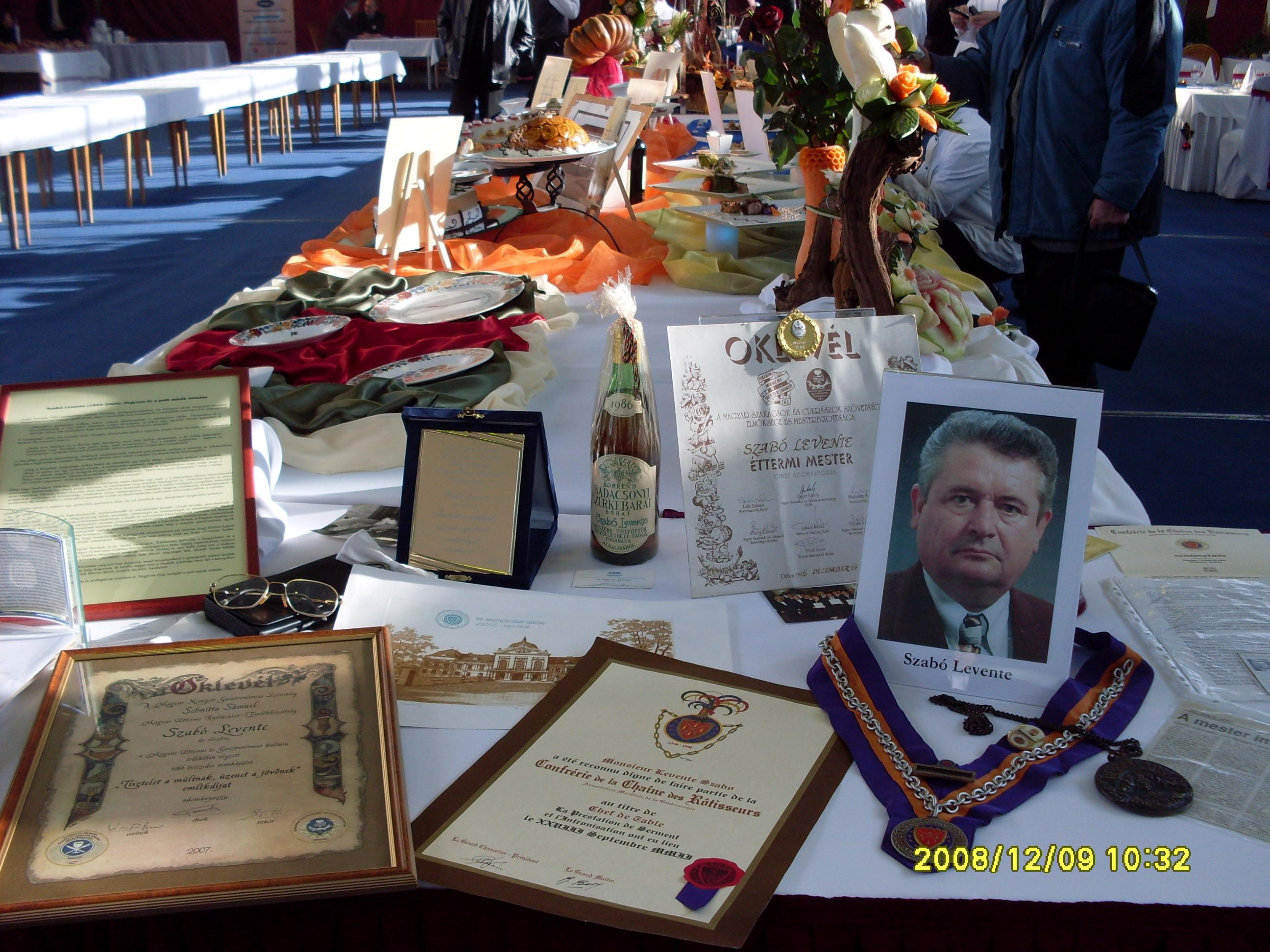 Meghívó a II.Szabó Levente emlékversenyre