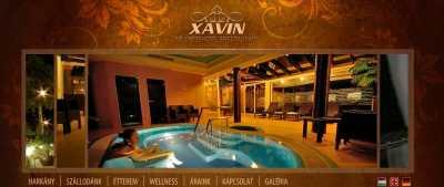 A Xavin Hotel Harkány