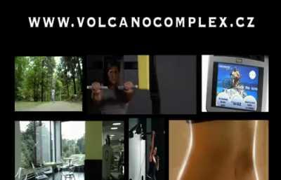 A Volcano Spa Hotel Prága