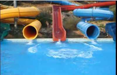 Az Aquaréna mogyoródi vízipark