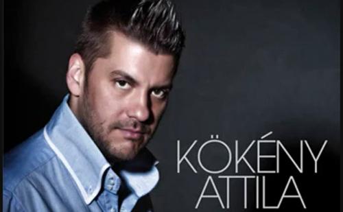 Kökény Attila ugyanis elkészítette első szólóalbumát!