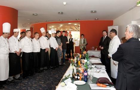 Bocuse d Or csúcsgasztronómiai szakácsverseny Hévízen