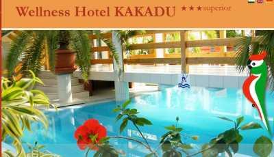 A KAKADU Wellness Hotel ***