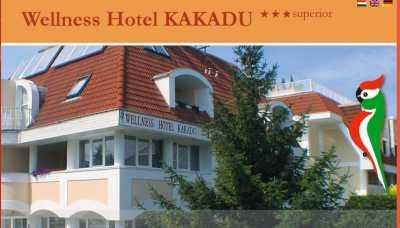 KAKADU Wellness Hotel ***