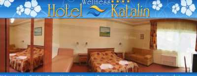 A Wellness Hotel Katalin****