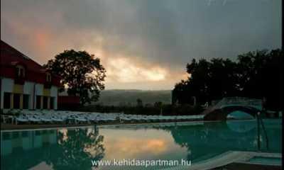 A Kehida Termál Gyógy- és Élményfürdő
