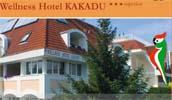 KAKADU Wellness Hotel *** - Keszthely