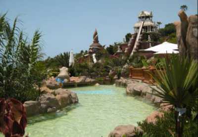 A Siam Park Tenerife
