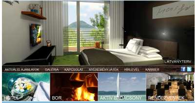 Hotel Bonvino Wine & Spa**** Badacsony