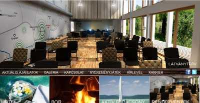A Hotel Bonvino Wine & Spa**** Badacsony