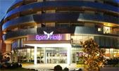 Spirit Hotel Thermal Spa ***** Sárvár -  Európa egyik legegyedibb szállodája!