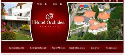 Hotel Orchidea*** Tengelic