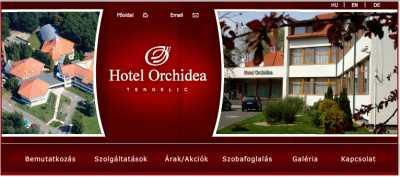 A Hotel Orchidea*** Tengelic