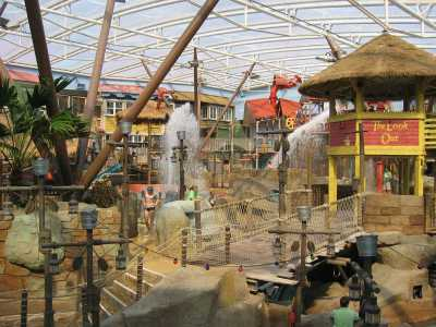 Az Alton Towers Aquapark
