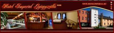 Hotel Imperial Gyógyszálló***