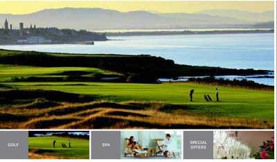 St Andrews Bay Hotel*****  Skócia