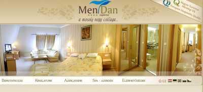 MenDan Thermal Hotel és Aqualand****