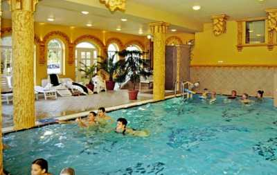 A Gosztola Gyöngye Wellness Hotel