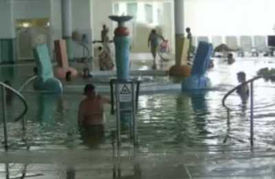 A Szigetvári Gyógyfürdő