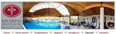 A Kék Duna Wellness Hotel****