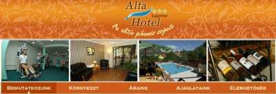 Alfa Hotel Miskolc-Tapolcán