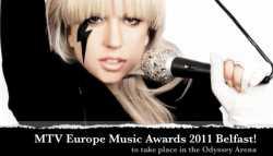 Az MTV EMA 2011 nyertesei