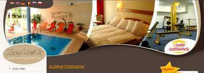 Zsóry Hotel Fit****