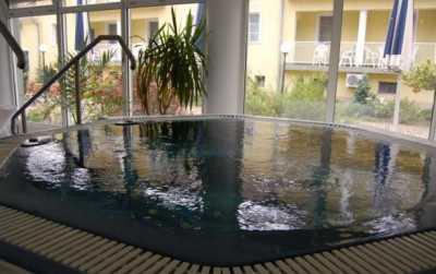 Az Aqua-Lux*** Wellness Hotel