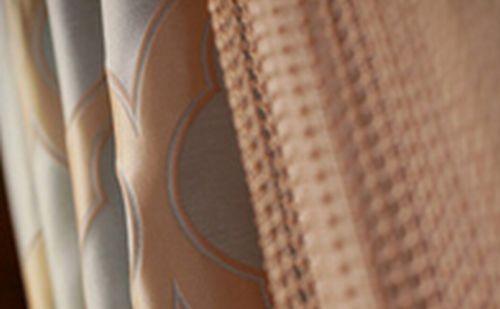 Dekoratív sötétítő függöny az M&A-tól