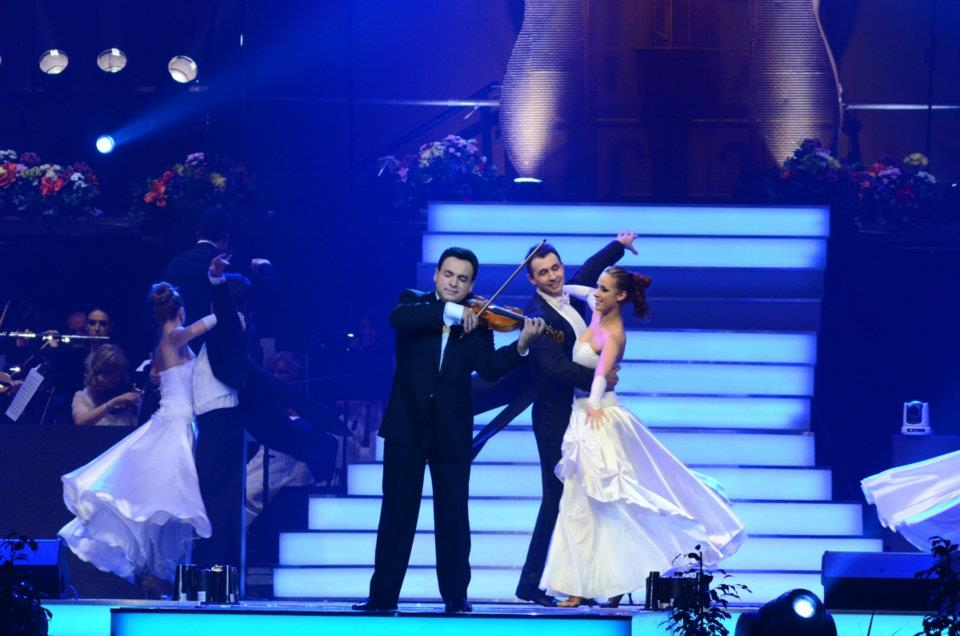 Mága Zoltán - Budapesti Újévi Koncert a Duna TV műsorán!