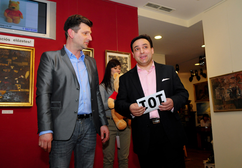 Mága Zoltán és Kárász Róbert