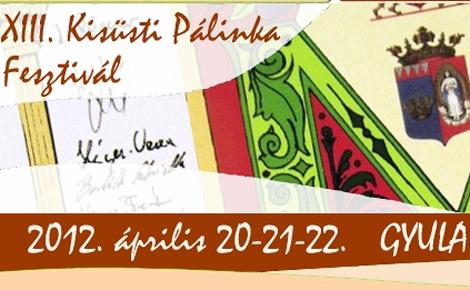 A XIII. Kisüsti Pálinka Fesztiválon átadják a Magyarország Legjobb Pálinkája díjat